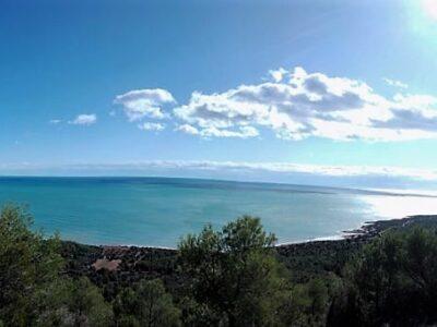 Panorama sierra de Irta